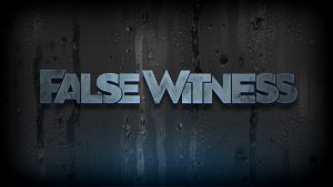 False Witness wallpaper
