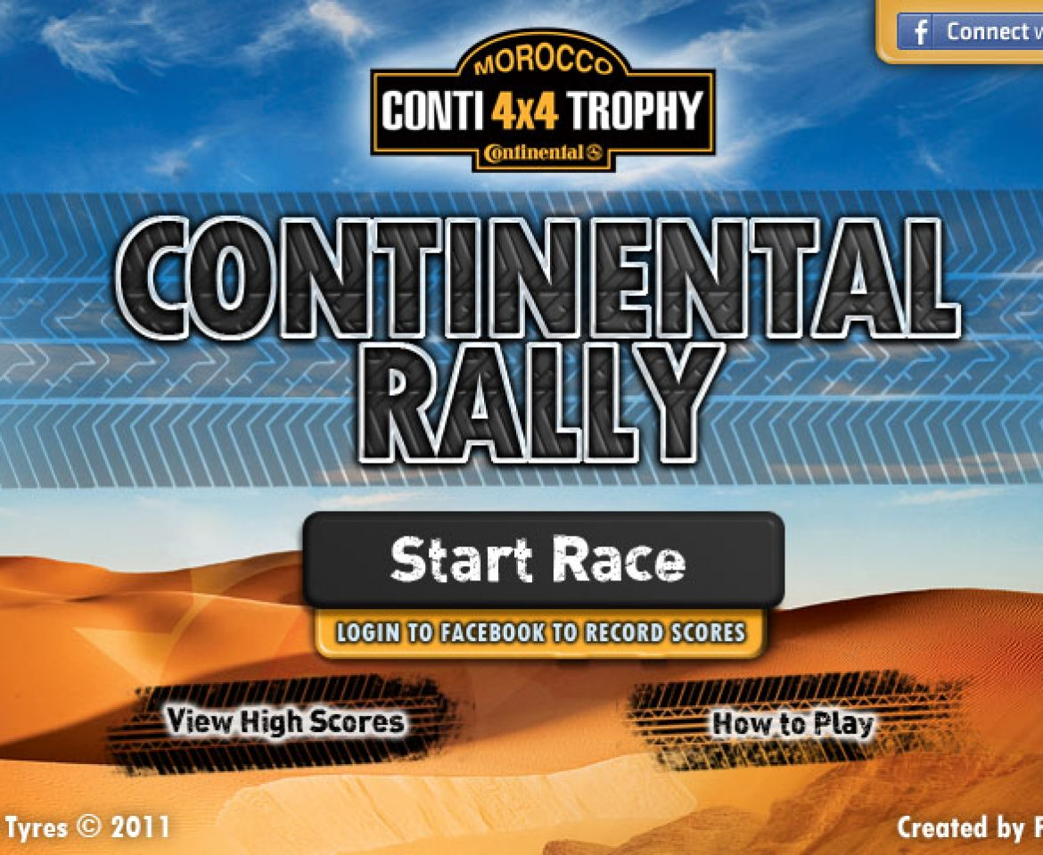 Top Gear Continental Rally